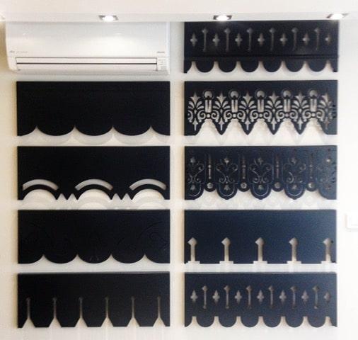 lyon brise soleil orientable lambrequins. Black Bedroom Furniture Sets. Home Design Ideas